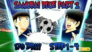 Captain Tsubasa Dream Team: Samurai Blue Part II (INDONESIA)