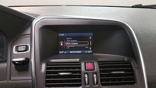 Volvo c монитором 5