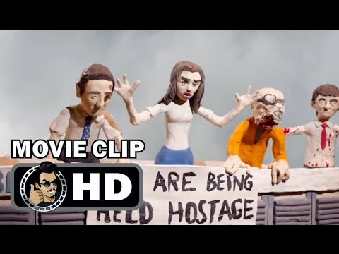 THE BELKO EXPERIMENT Claymation Short 3 (2017) Lee Hardcastle James Gunn HD