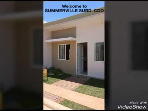 Summerville Subdivision Cdo - ANIYA