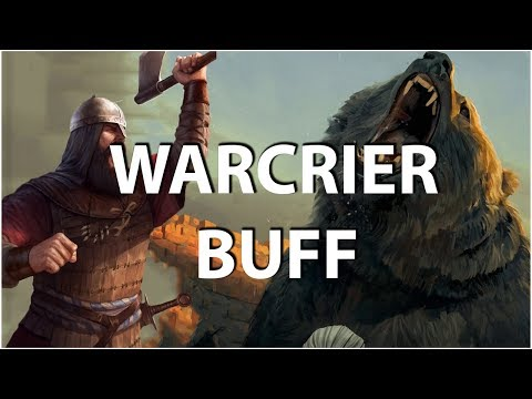 Gwent: The Witcher Card Game - Skellige Warcrier buff deck - Crach an Craite Gameplay thumbnail