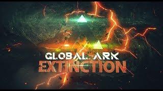 Официальный трейлер нового сервера GLOBAL ARK EXTINCTION