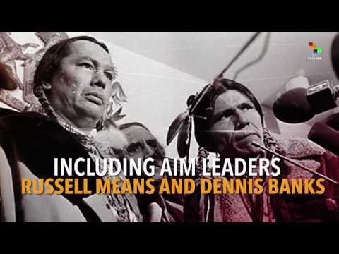 Remembering Red Power At Wounded Knee