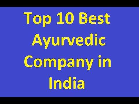 Top 10 Best Ayurvedic Companies in India 2017 || Mornewshub