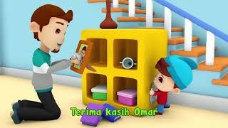 Lagu Kanak Kanak Islam   Tolong Mama Papa   Omar & Hana