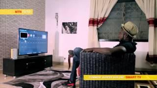 MTN Tuto: comment surfer sur internet avec un Smart TV