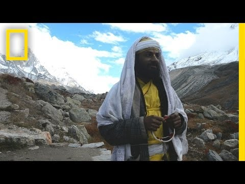 This Man Has Been Silent for 7 Years | The Ganges