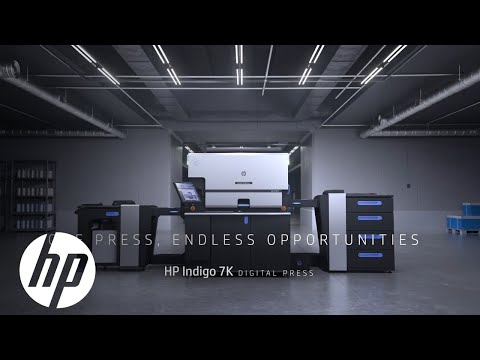 HP Indigo 7K Digital Press - One Press, Endless Opportunities   Indigo Digital Presses   HP