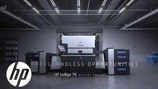 HP Indigo 7K Digital Press - One press, endless opportunities | Indigo Digital Presses | HP