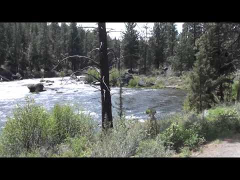 Bend, OR. - Deschutes River & Tumalo Falls