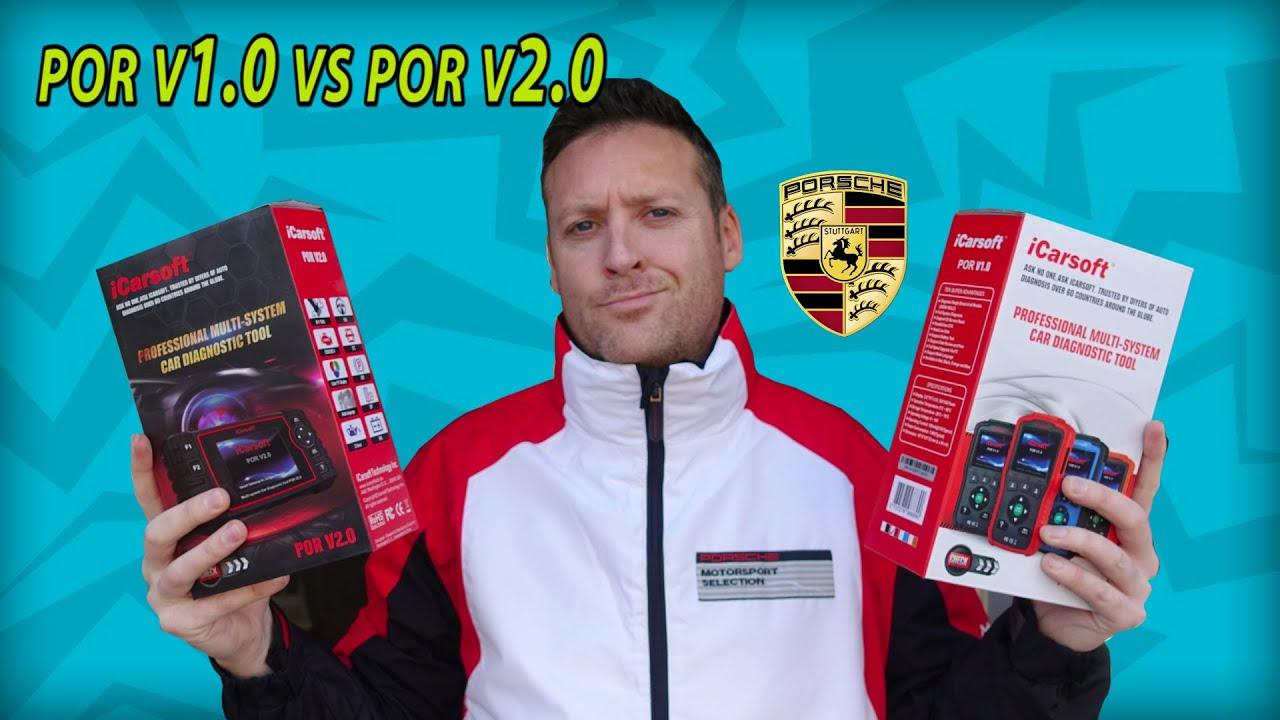 Best Obd2 Scanner 2020 Best Porsche OBD2 Handheld Diagnostic Tool for 2019 & 2020 POR V1