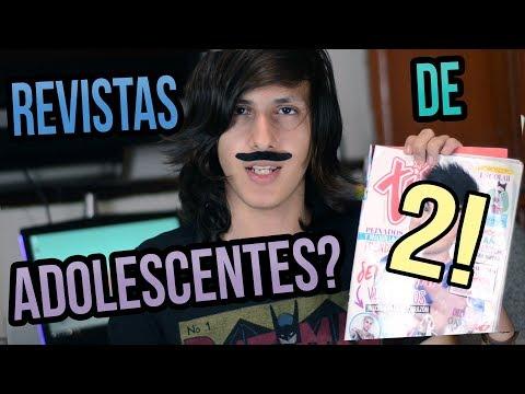 Analizando MAS Revistas de ADOLESCENTES?!