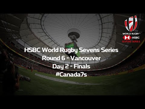 HSBC World Rugby Sevens Vancouver - Day 2 (French Commentary)