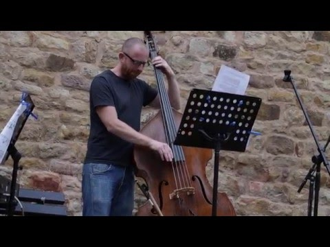 Fairclough/Cole/Bennett - Love is a Dog from Hell (live at Lancaster Jazz Festival)