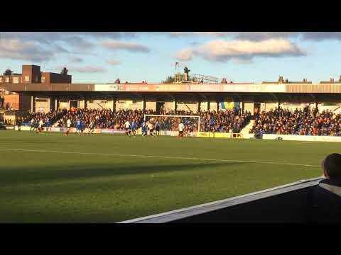 AFC Wimbledon 2-2 Peterborough United, Peterborough 2nd Goal