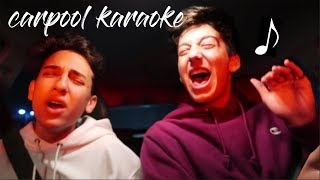 CARPOOL KARAOKE *watch if you've ever listened to music*