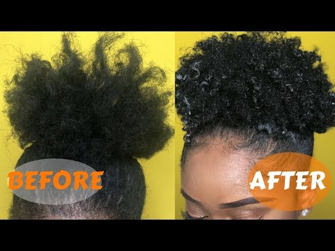 HOW TO TREAT EXTREMELY DAMAGED NATURAL HAIR || Restore Healthy Natural Hair | GIVEAWAY !!!