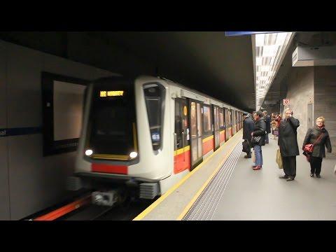 "Warsaw Metro - Siemens ""Inspiro"" , Poland"