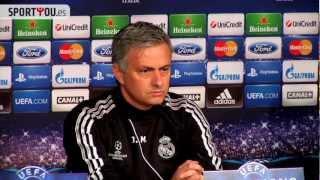 José Mourinho pasa factura a Fernando Burgos, de Onda Cero