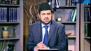 A non Ahmadi caller wishes to accept Ahmadiyyat-persented by khalid Qadiani.flv