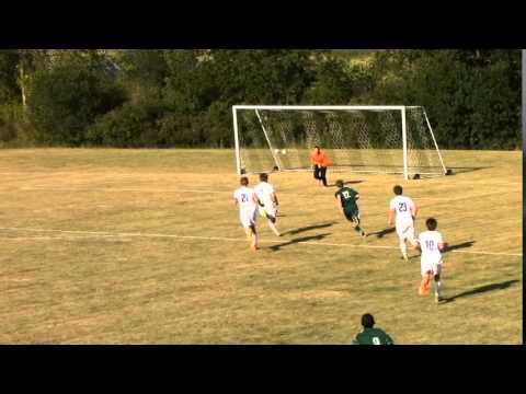 VUHS Varsity Boys Soccer vs Montpelier 9.4.15