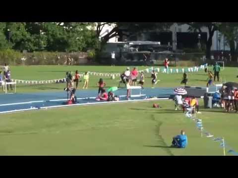 SHSU Men's 4x100m Relay (Duckett Twilight 2015)