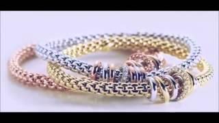 Gioielli Fope, Italian Jewels, Gioielli artigianali made in Italy, luxury Jewels
