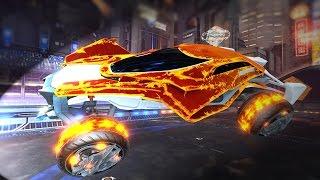 ВЫПАЛА TITANIUM WHITE MANTIS! ОБЗОР МАШИНЫ | Rocket League