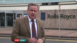 Rolls-Royce plans to cut 4,600 jobs over the next two years | ITV News