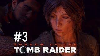 Dziecięce przygody panny Croft - Shadow of the Tomb Raider #3