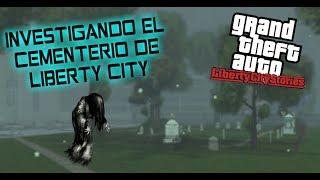 GTA LIBERTY CITY STORIES LA IGLESIA Y EL CEMENTERIO [INVESTIGACIÓN]