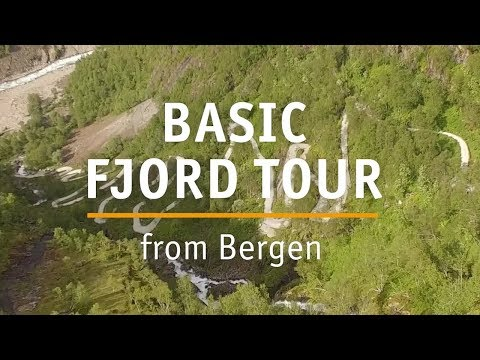 Basic Fjord Tour from Bergen (with Norway Active)