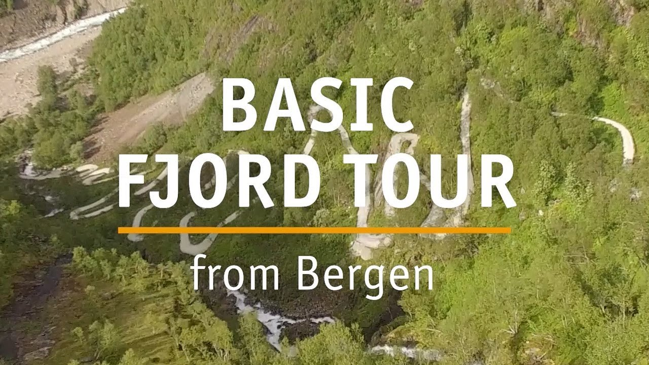 Thumbnail: Basic Fjord Tour from Bergen (with Norway Active)