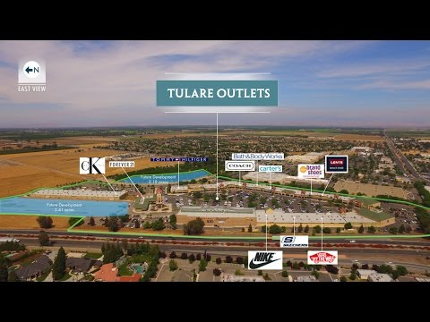 8d91ead85a535 Tulare Outlet Center - YouTube