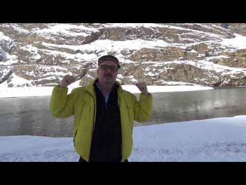 William talks about the Panj River, GBAO, Tajikistan