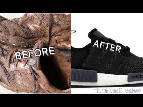 CLEANING DIRTY CARBON NMDS