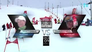 Alpe d'Huez - SKIOPEN COQ D'OR 2016 - Les Finales LIVE