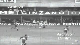 DiFilm - Boca Juniors vs Estudiantes de La Plata - Metropolitano 1967