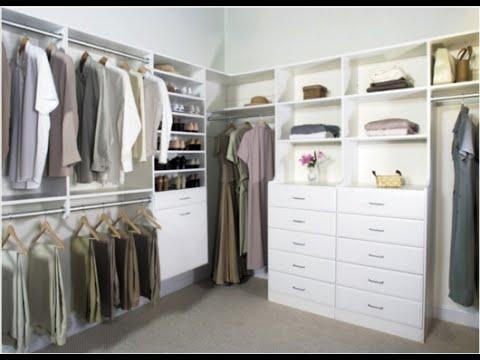 английская гардеробная система