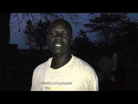 Tofiq Idriss Thanking NMEI members
