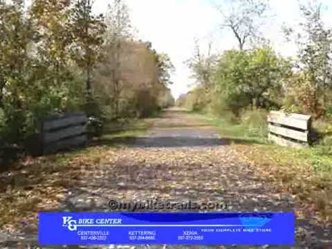 Ohio-to-Erie Trail West, featuring K&G Bike Center