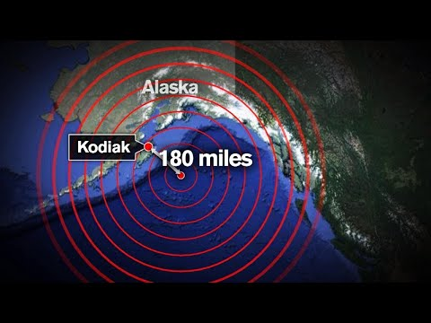 West Coast Was Under Tsunami Watch Before It Was Called Off Following Earthquake