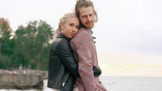 Lake Erie Wedding | Elopement | Bethany and Jordan