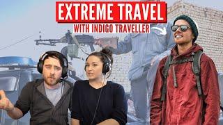 Meet Indigo Traveller | Travelling North Korea, Afghanistan & Venezuela | Travel Beans Podcast 1