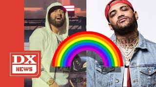 "Eminem & Joyner Lucas ""What If I Was Gay"" Song Snippet Apparently Leaks"