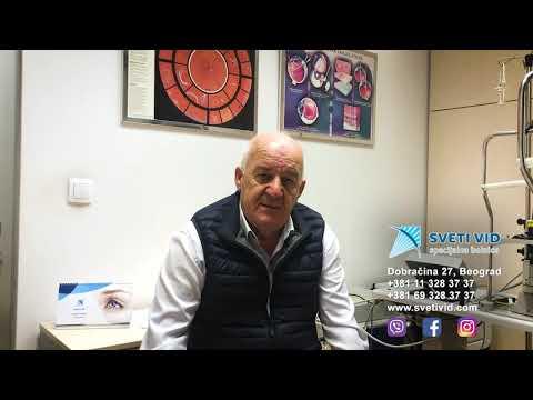 SVETI VID - Ugradnja SYNERGY Multifokalnih Sočiva, Iskustvo Pacijenta Iz Sidneja