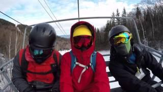 Whiteface mountain 2017 ski the face