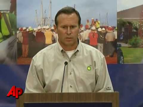 BP on Oil Site: There's a Lot of Oil & Gas Here