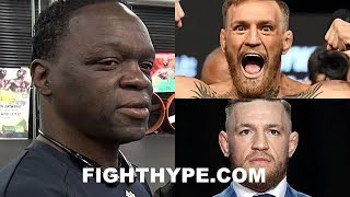 JEFF MAYWEATHER'S SURPRISING TAKE ON TWO SIDES OF MCGREGOR AND POWER HE HAS AFTER RAMPAGE