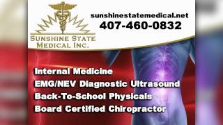 Sunshine State Medical | Solutions To Your Pain | Orlando, FL